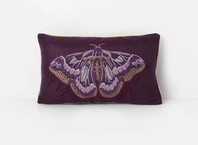 Ferm Living Salon Butterfly Cushion