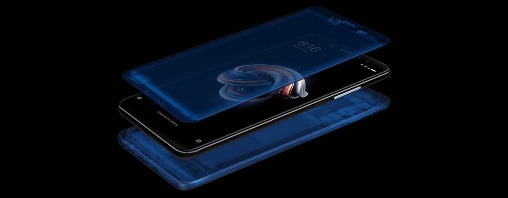 XIAOMI Smartphone Redmi Note 5 Pro, 32 GB