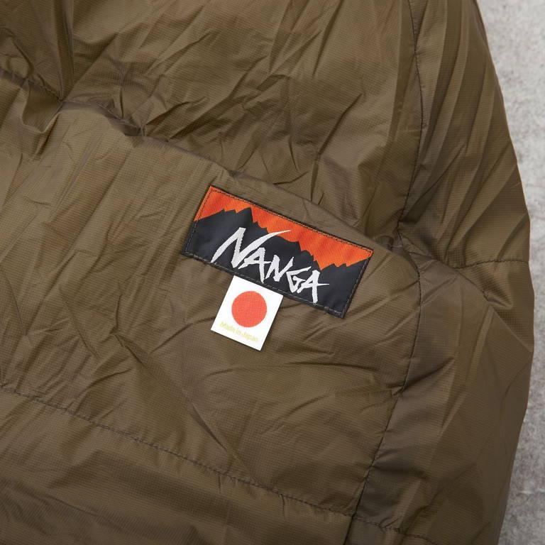 NANGA(ナンガ)/オーロラライト 750 DX/ブラウン/UNISEX