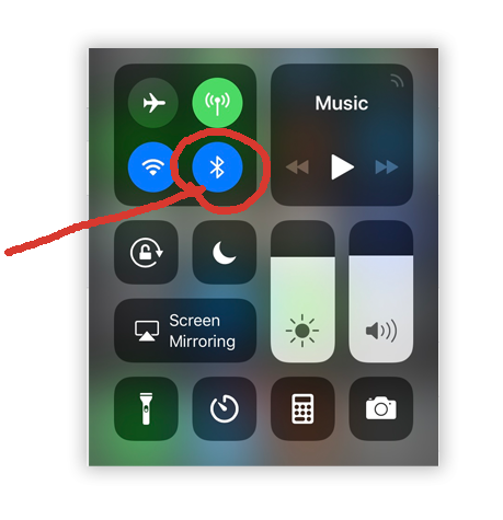 Connect to Bluetooth