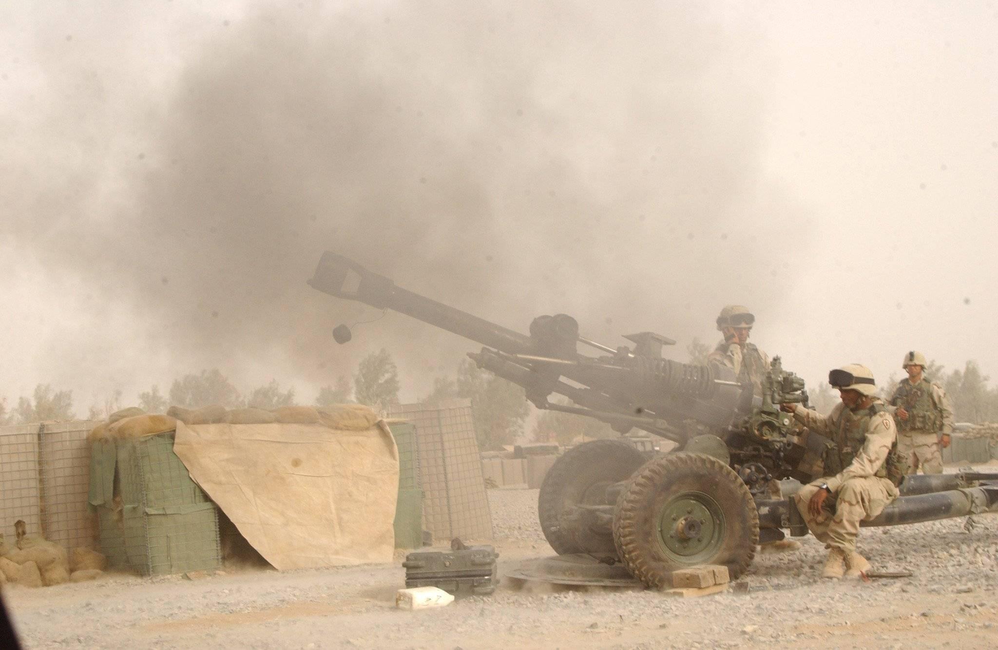 M119 HOWITZER