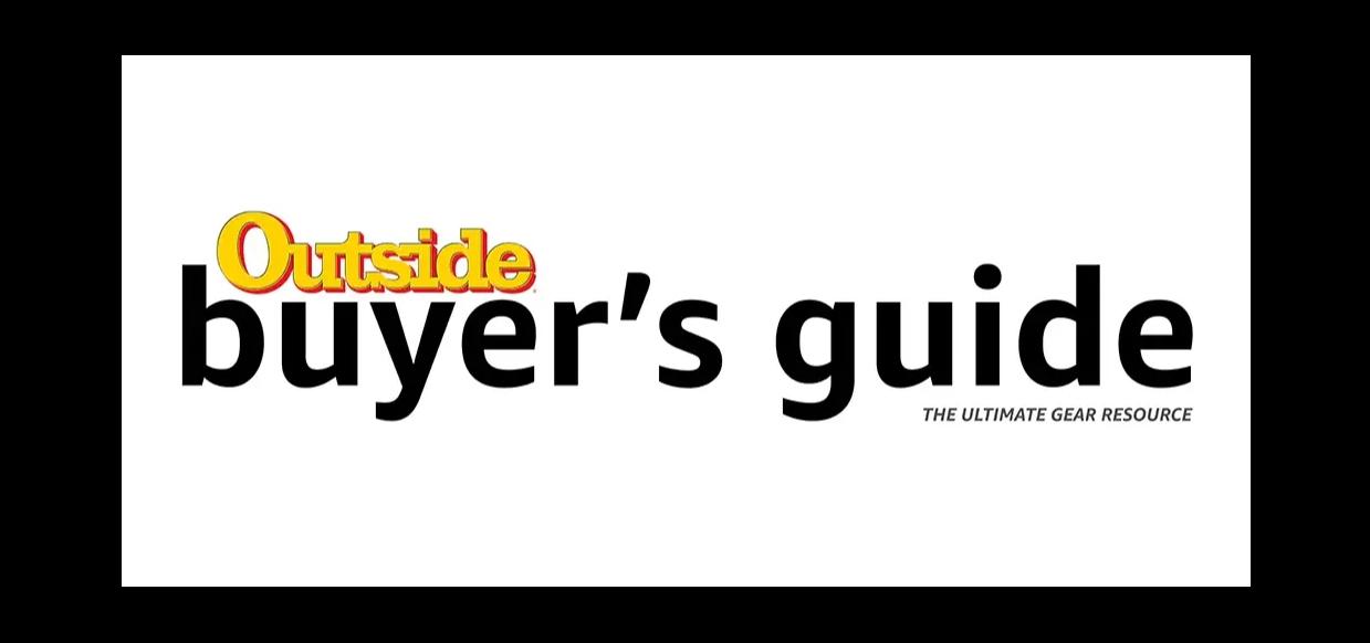 Outside Magazine Buyer's Guide logo