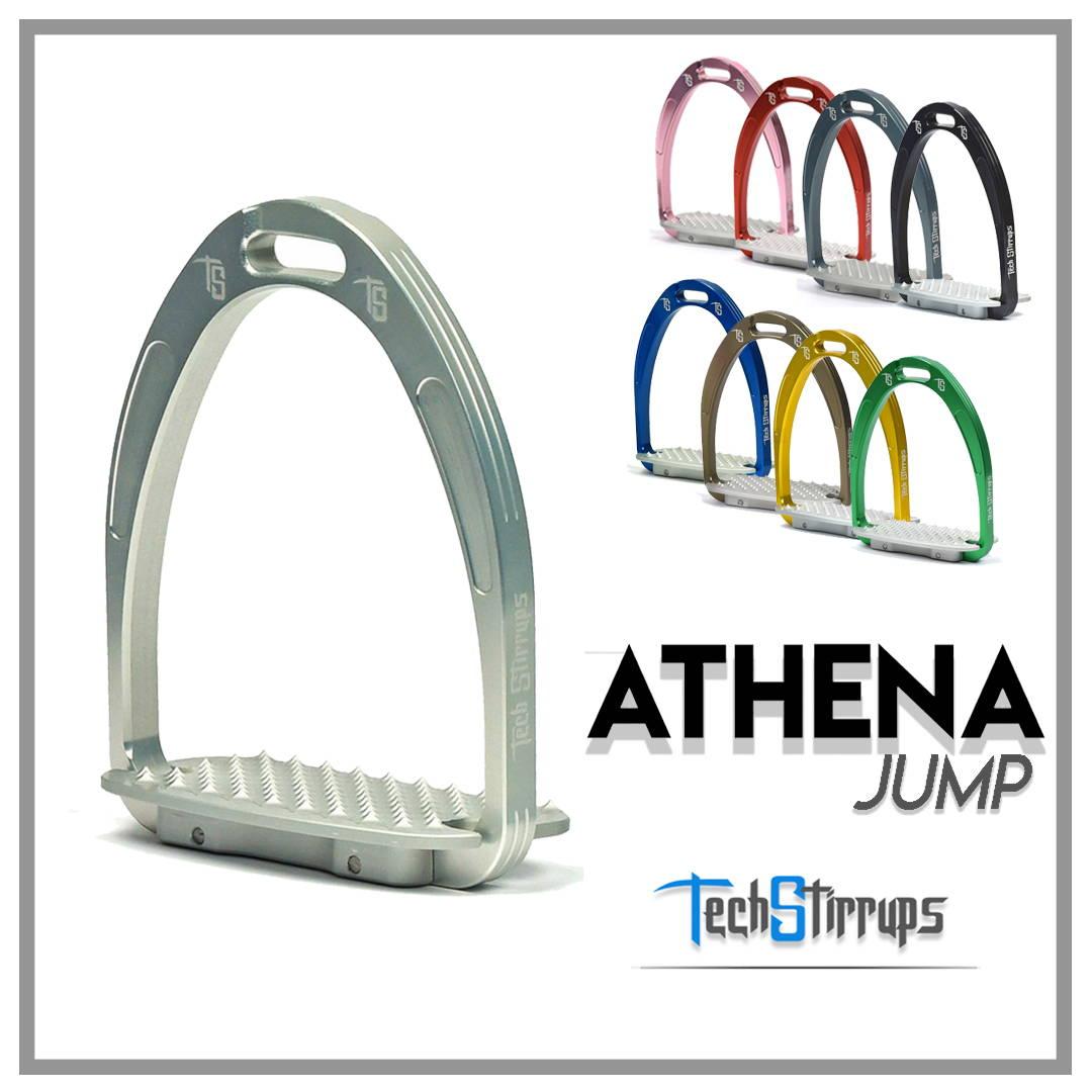 Athena Jump Tech Stirrups