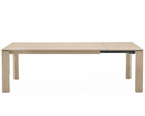 Calligaris Omnia Wood 180 Extension Dining Table