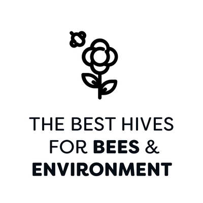 The bees hives for bees & environment