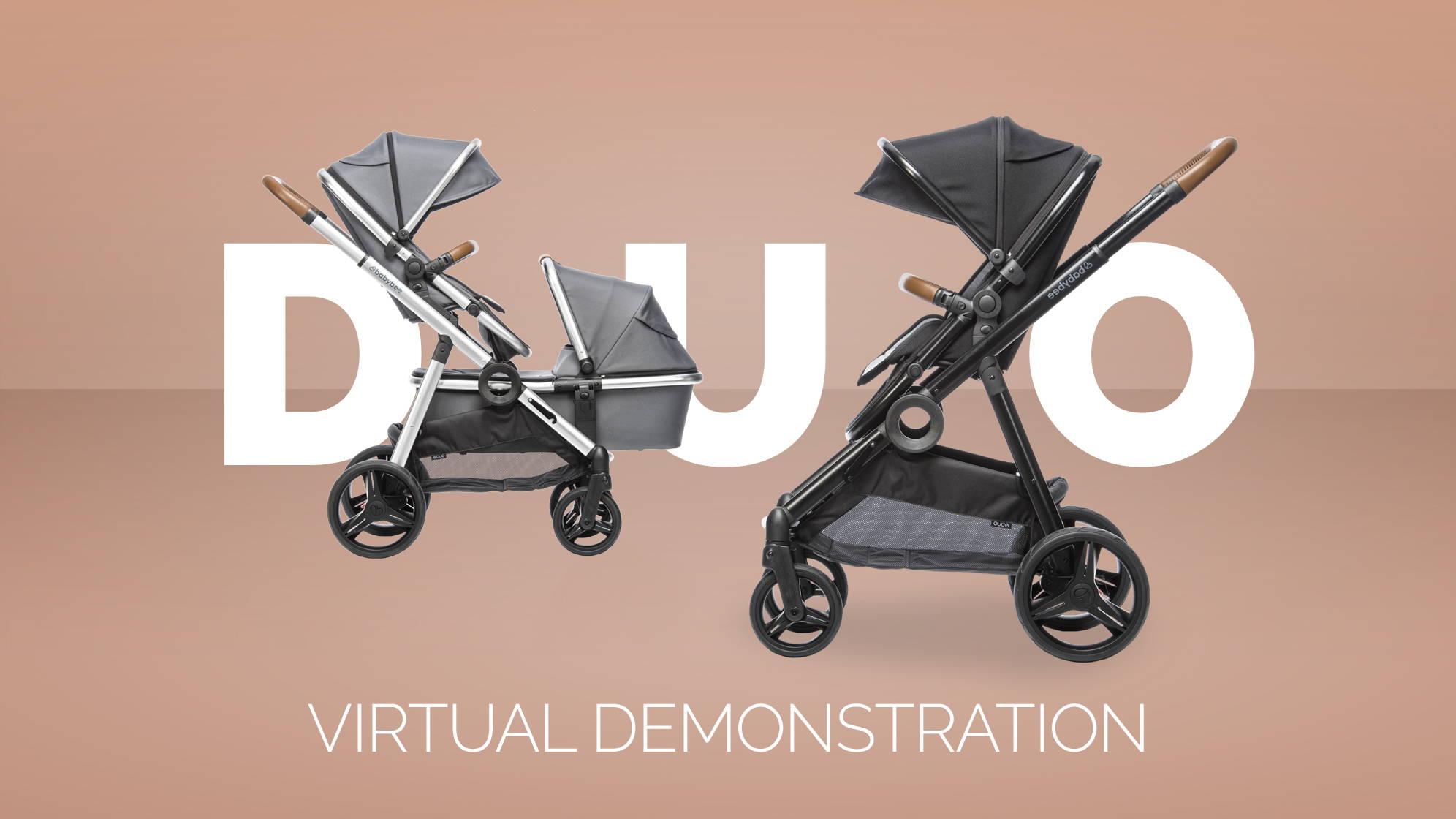 Babybee DUO Virtual Demonstration