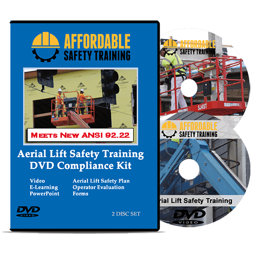 Aerial Lift Video