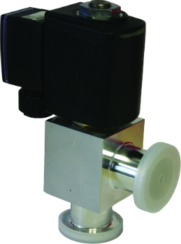 Edwards LCPVEK solenoid operation isolation valves