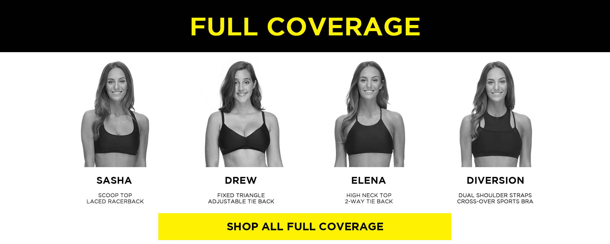 Full Coverage Tops