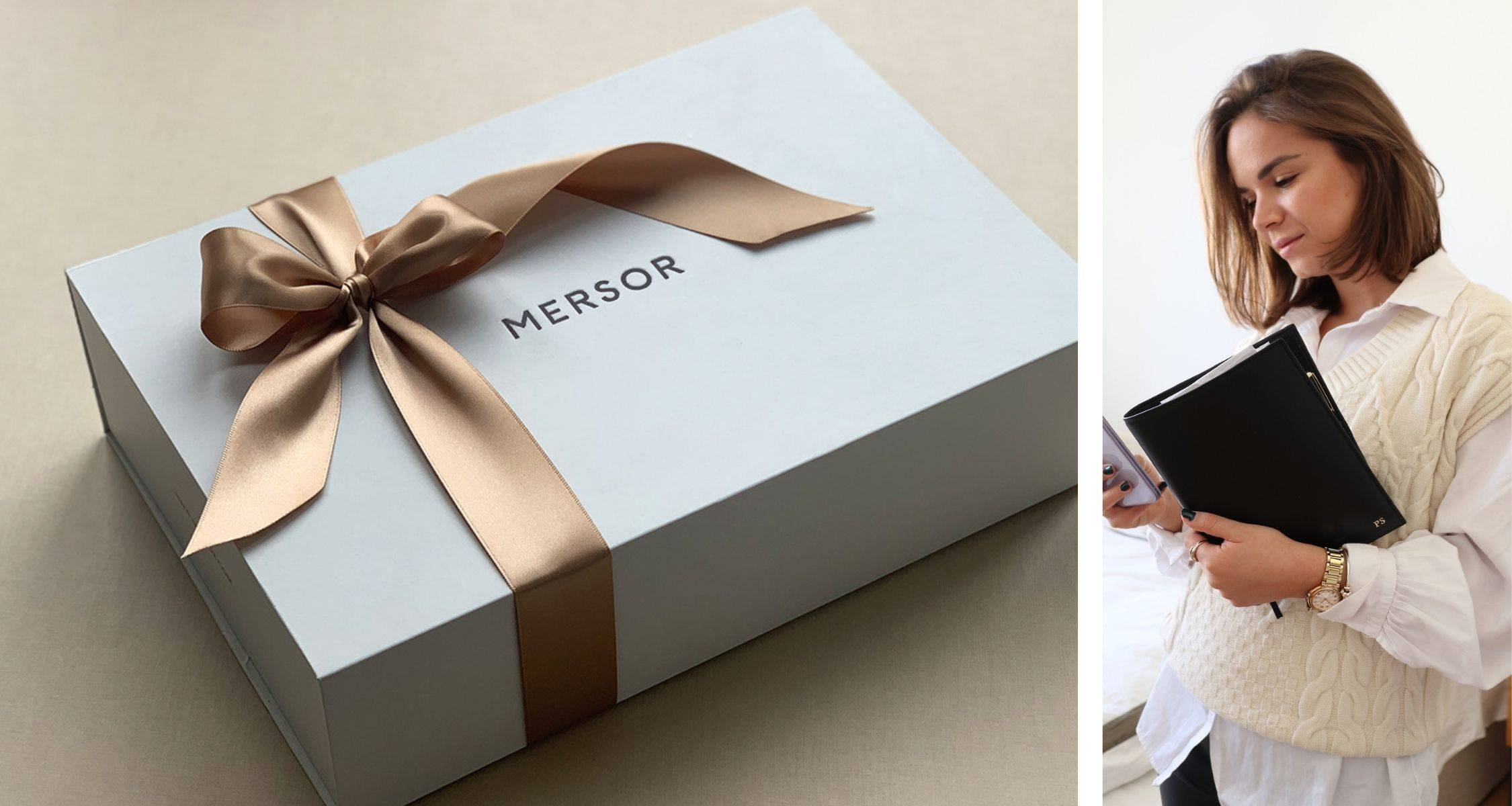 Discover the MERSOR gift world