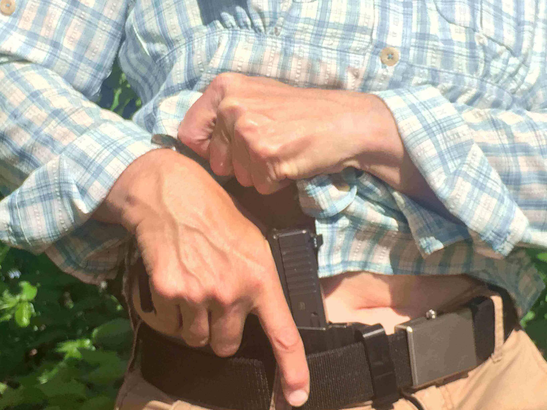 Appendix Carry Finger Discipline