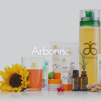 Link to my Arbonne page