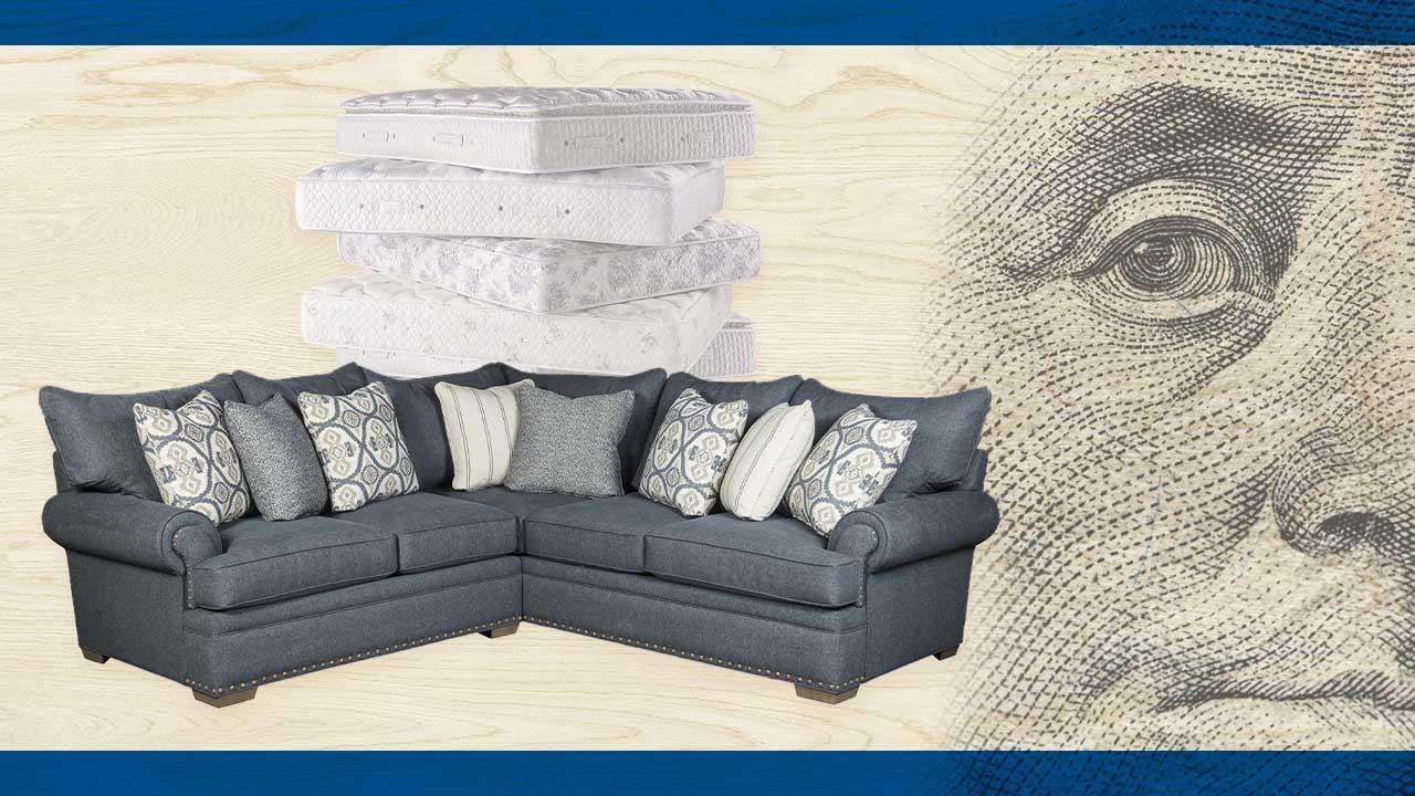 How To Buy Furniture On A Budget Furniture Fair Cincinnati Dayton Louisville