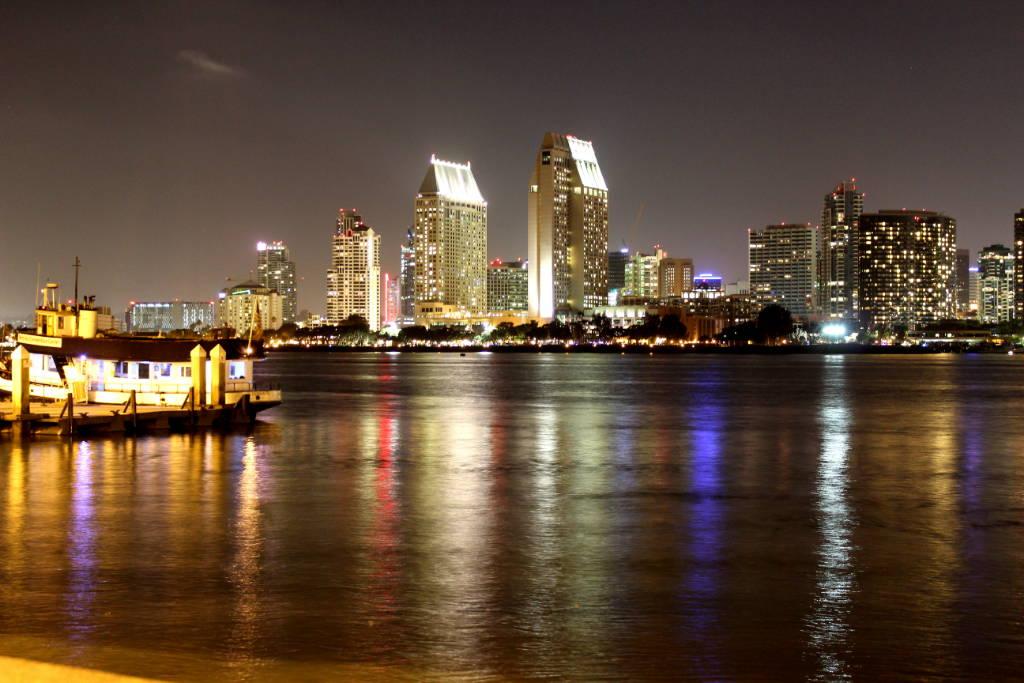 Coronado Ferry Landing / Best Views in San Diego