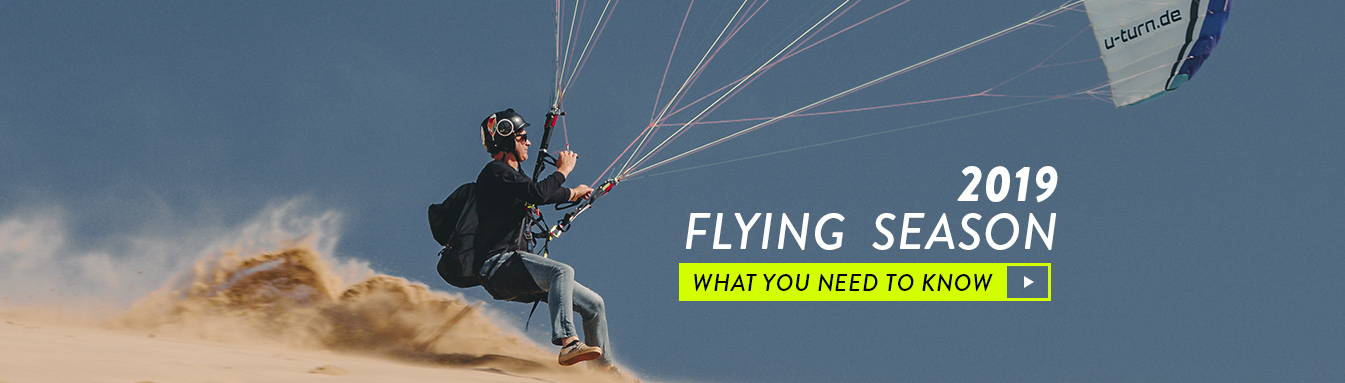 Flystyle: Paragliding, Paramotor, and Speedfly Lessons