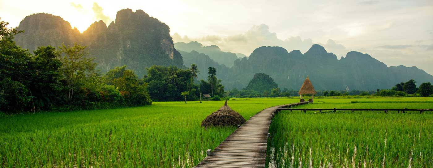 Travelbay in the Media - Vacations & Travel Magazine - Laos Tours 1