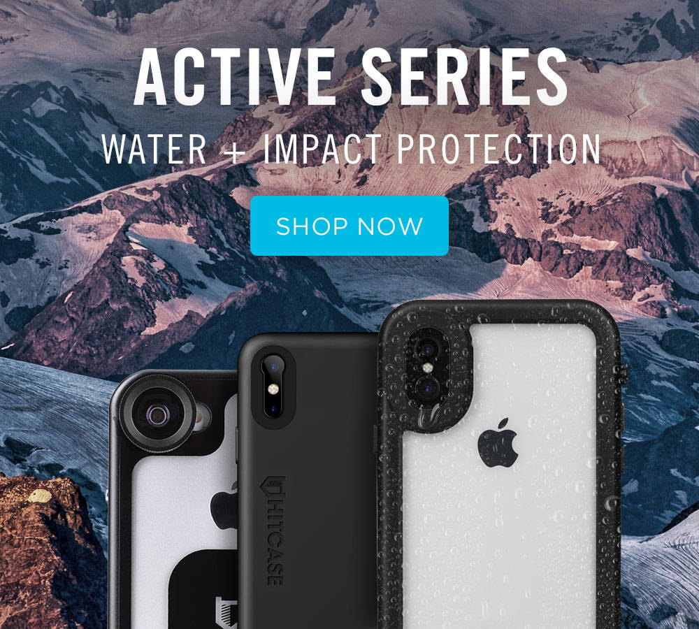 active series water and impact protection