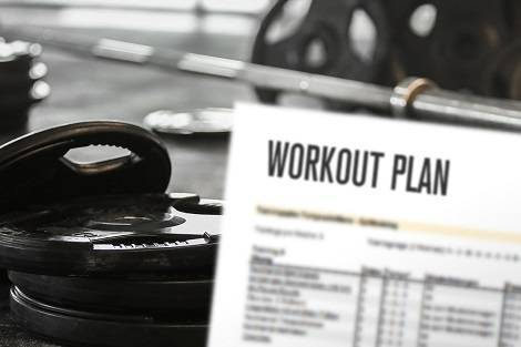 Plan d'entrainement pour se muscler