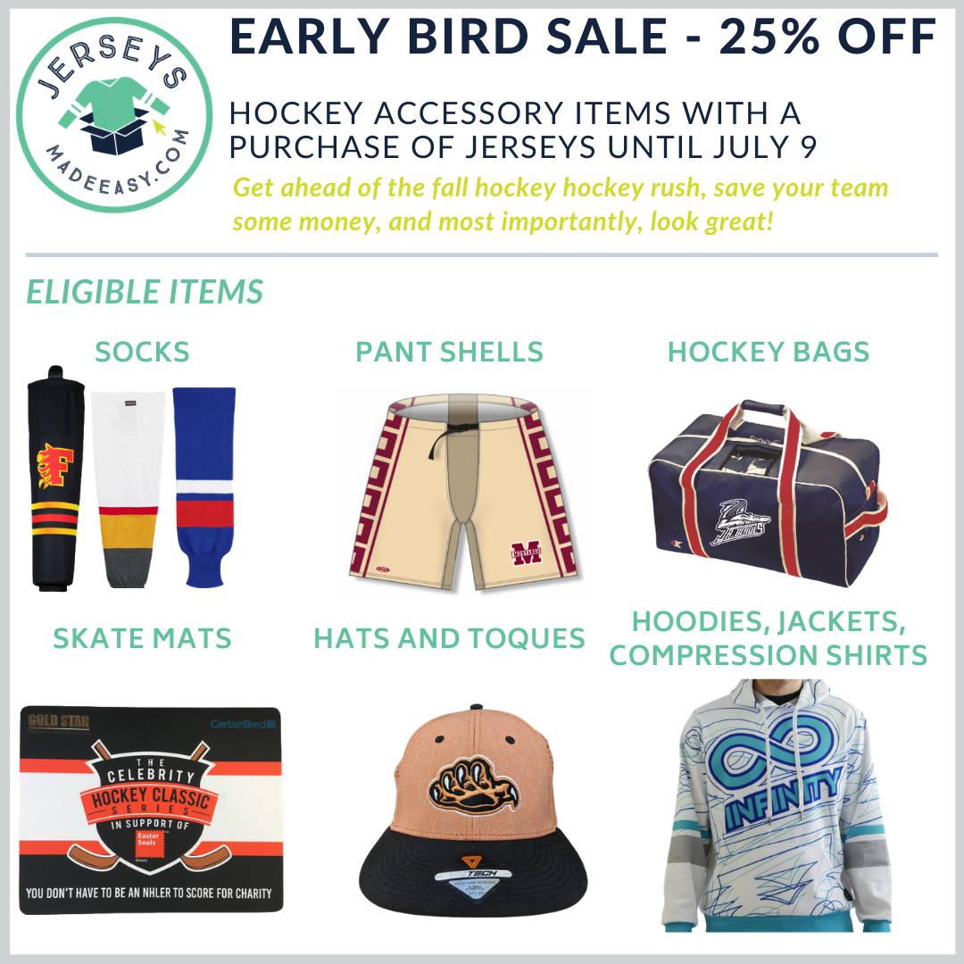 Early Bird Sale 2021