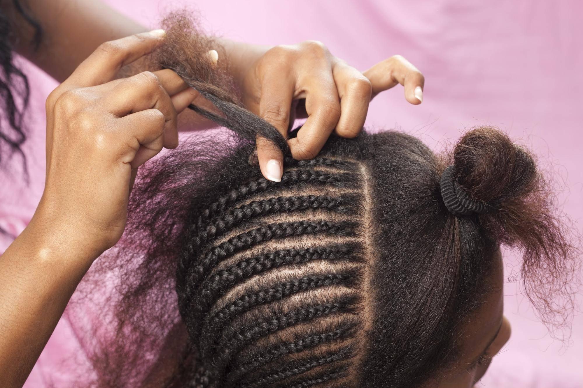 Sew in weave hair