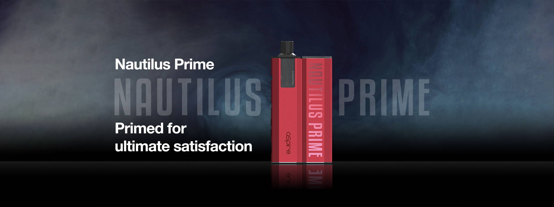 Aspire Nautilus Prime | UK Aspire Vendor | Free Shipping