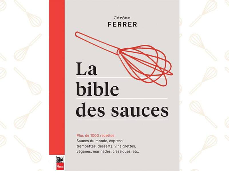 la bible des sauces la boite du chef