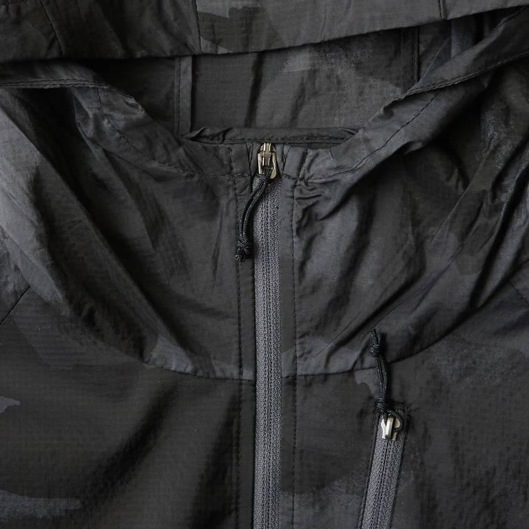patagonia(パタゴニア)/フーディニジャケット/グレー×ブラック/WOMENS