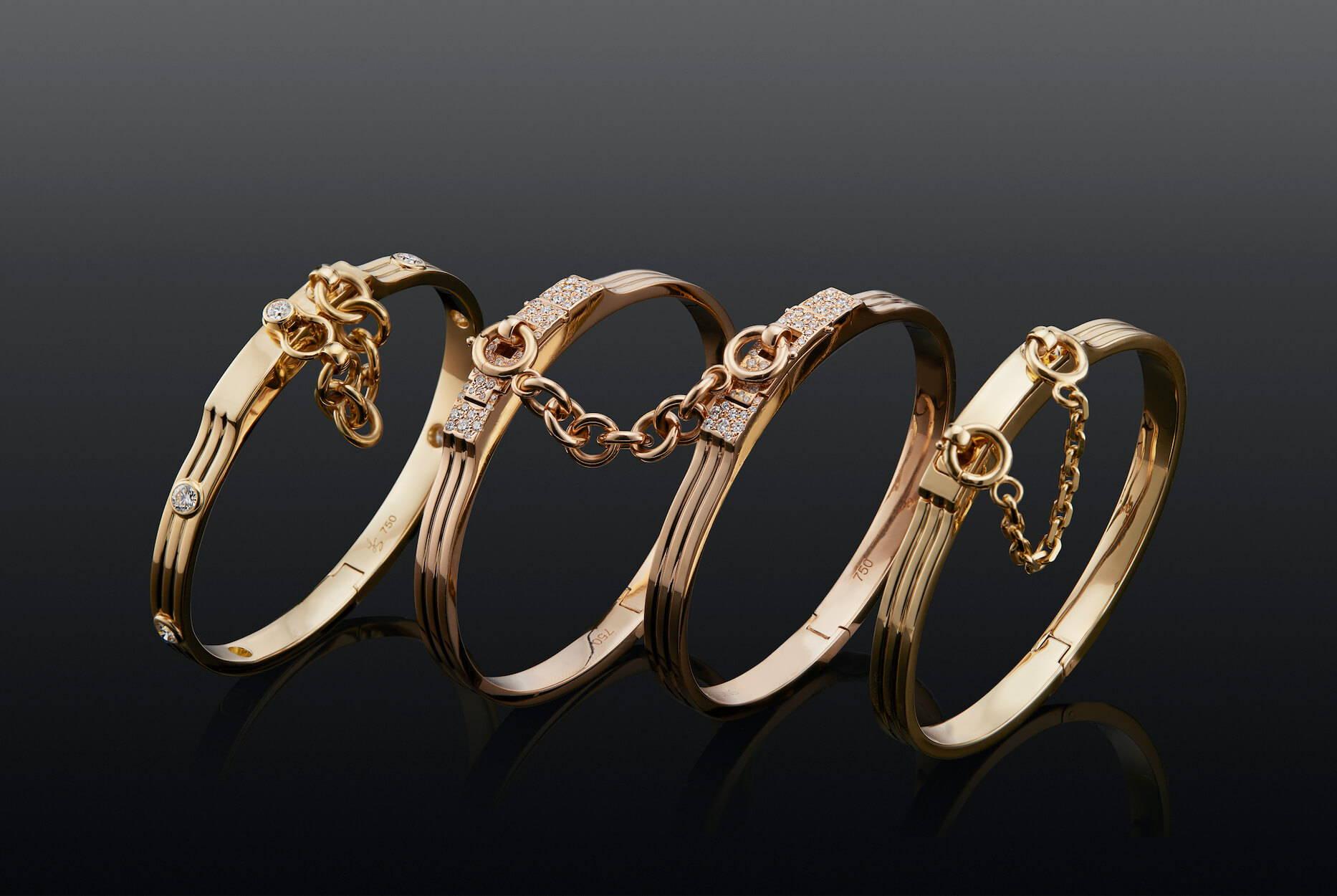 Oath cuff bracelets