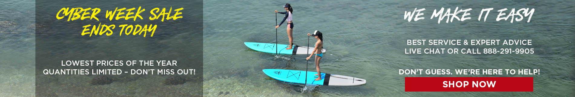 women paddle boarding