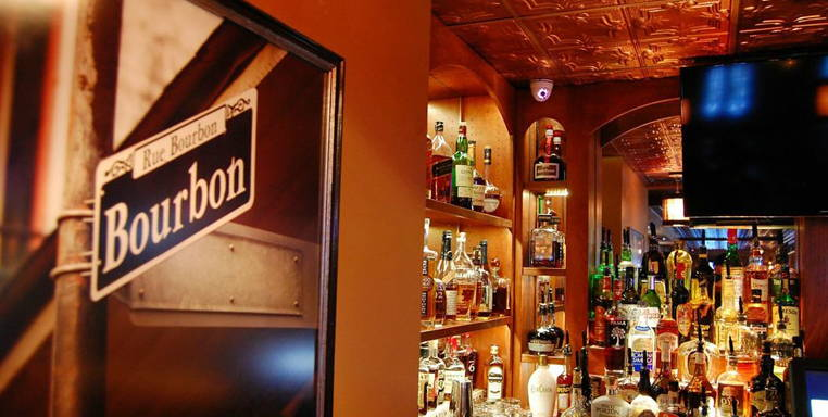 The Bourbon Street Barrel Room Restaurant & Bar