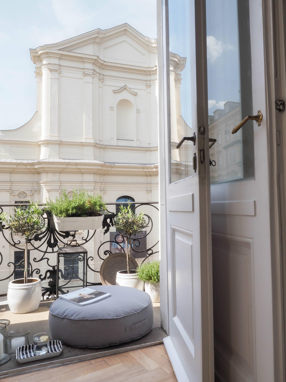 Balkon Pouf