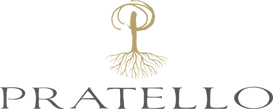 Pratello Wine Logo, - Italian Wine distributed by Beviamo International in Houston, TX