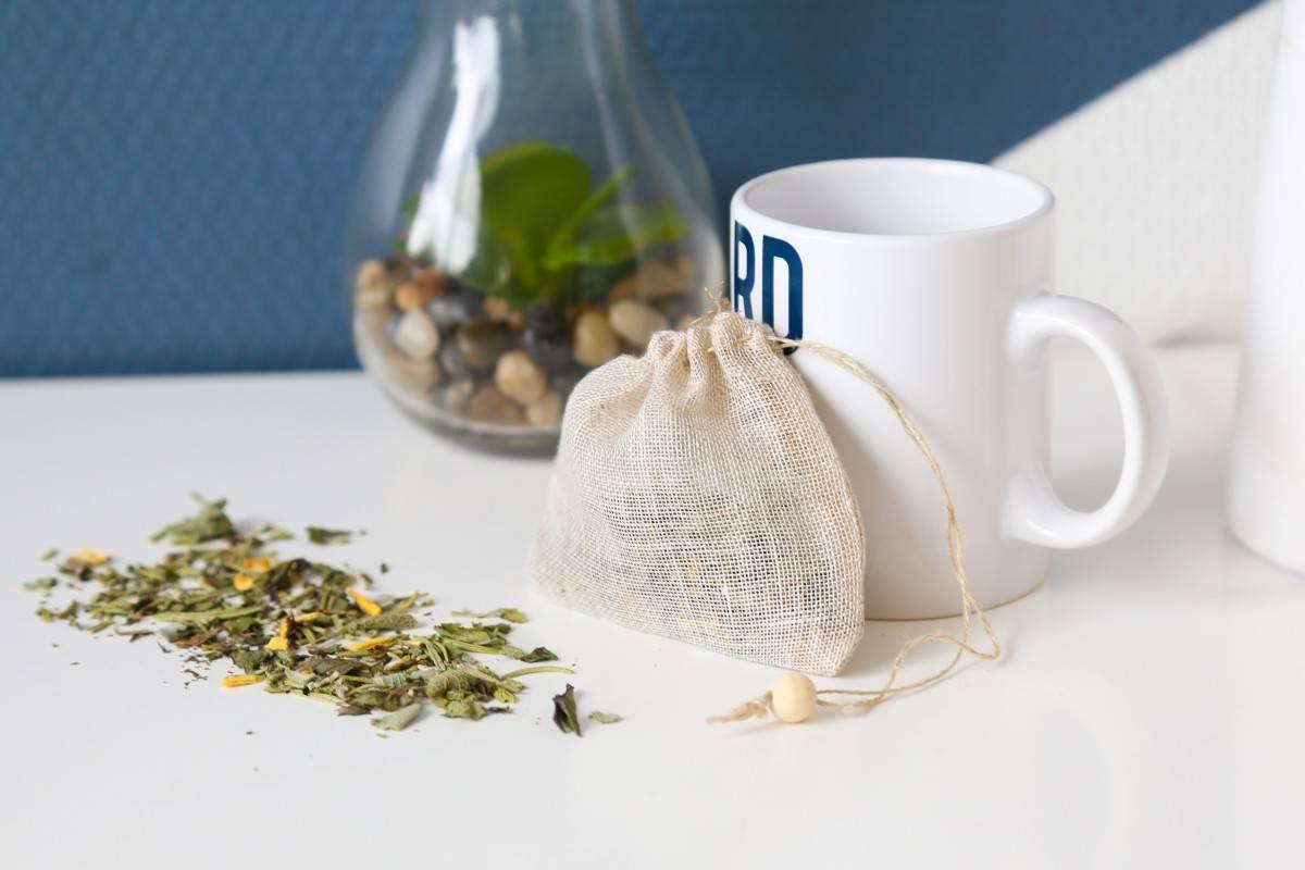 le sachet de thé écologique made in france