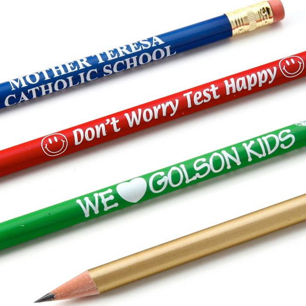 Quality Custom Pencils