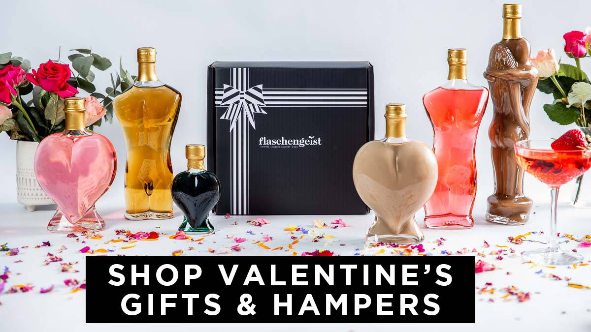 Unique Valentine's Gifts - Flaschengeist