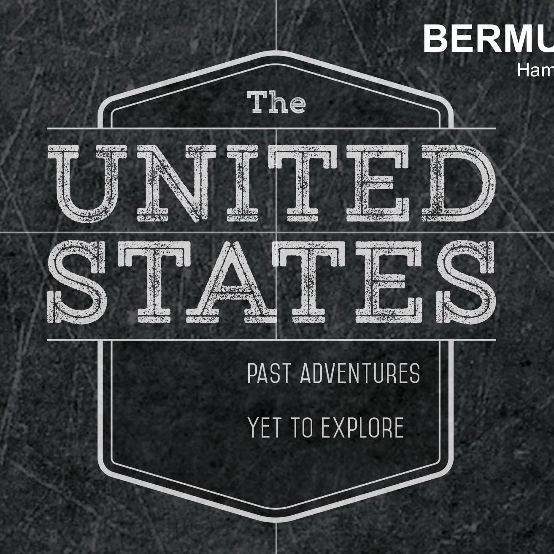 Conquest Maps Modern Slate USA Legend