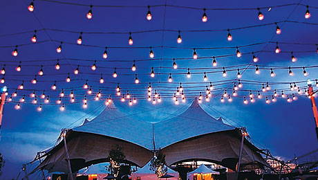 Commercial String Lights