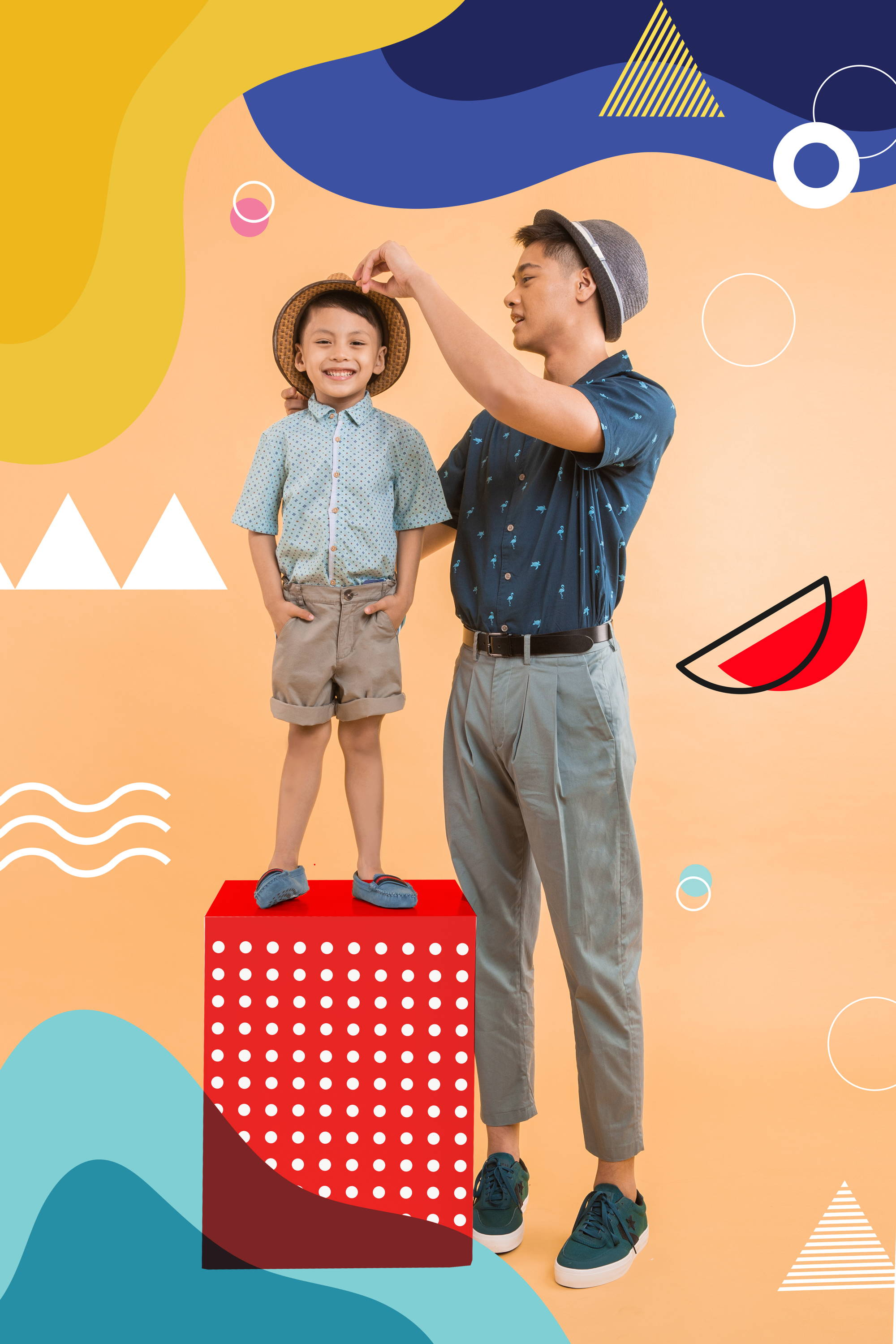 Shop for the family at Rustan's Summer Playground 2020  Campaign