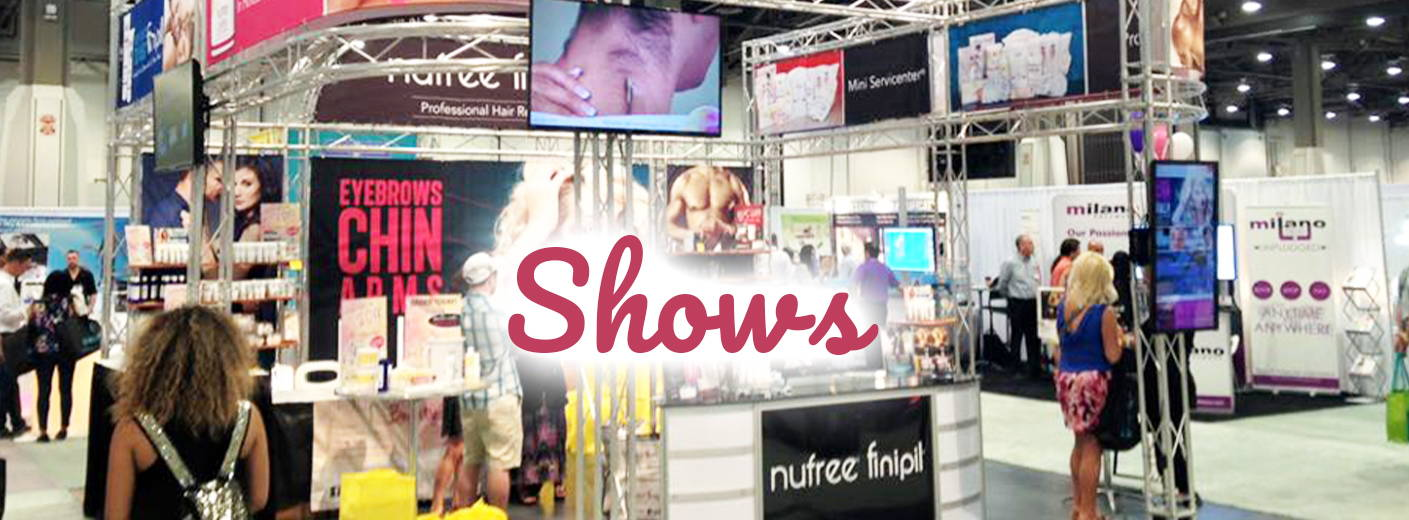 Nufree-Nudesse-finipil-Trade-Shows