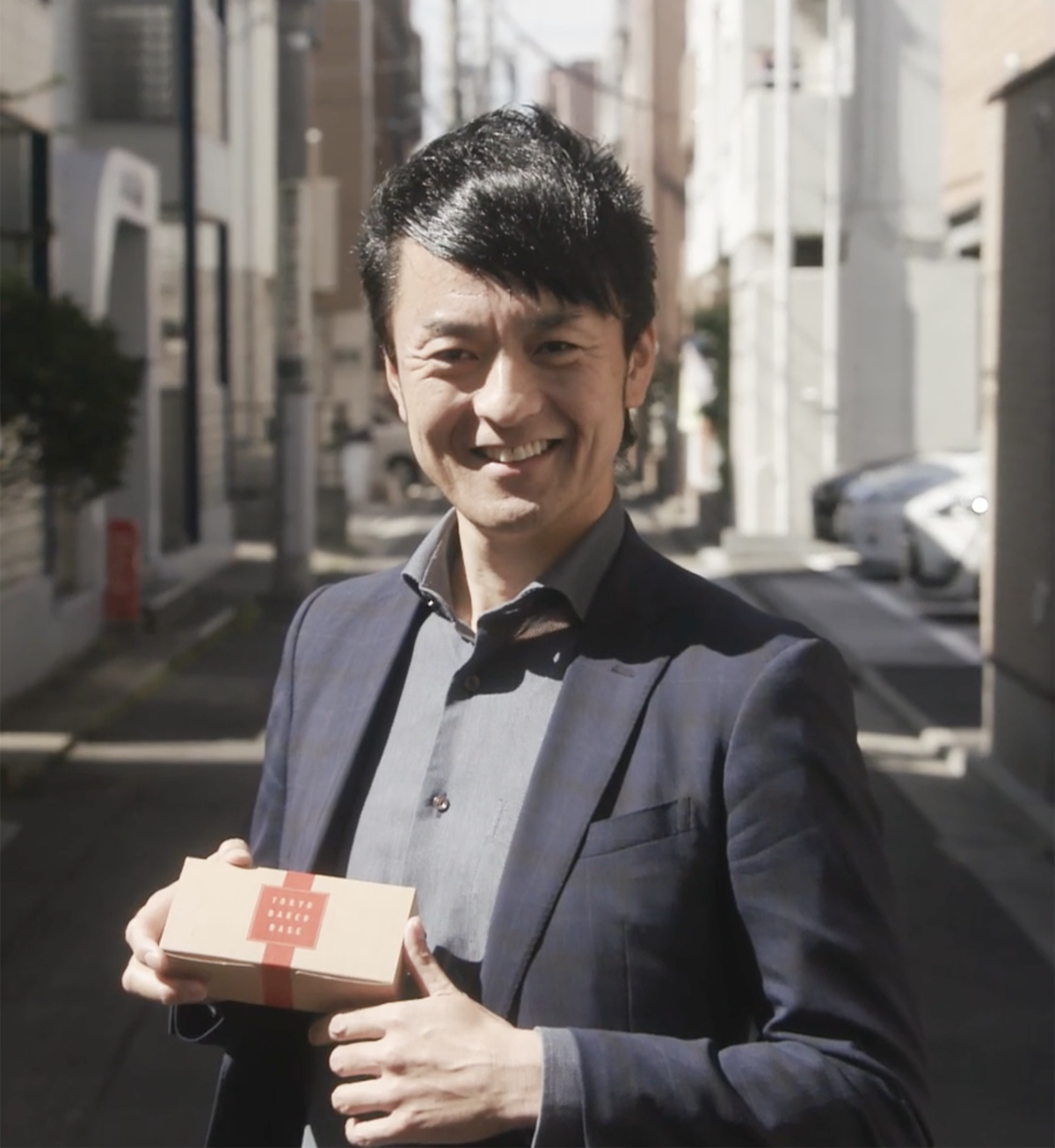 Founder of Fuubian, Hisashi Kawagoe