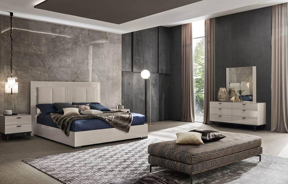 Alf Italia Claire Contemporary Bedroom