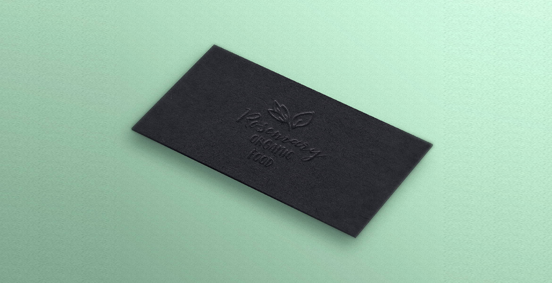Colorless embossing | Premium printing by Blank Sheet