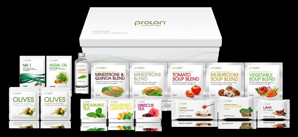 dieta prolon