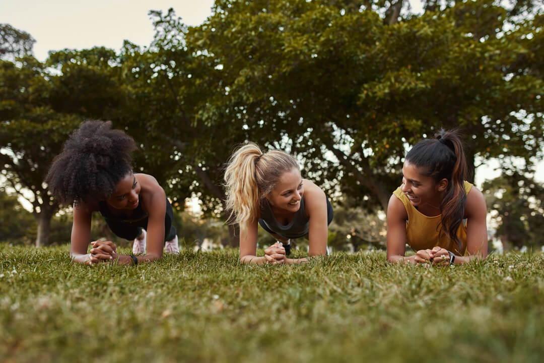 Get the Glow: Mit Sport zu schöner Haut | Five Skincare