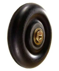 Neoprene Rubber Caster Wheels
