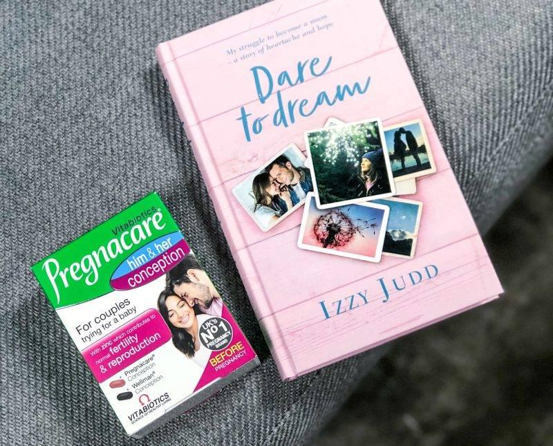 Pregnacare Box And Izzy Judd Book