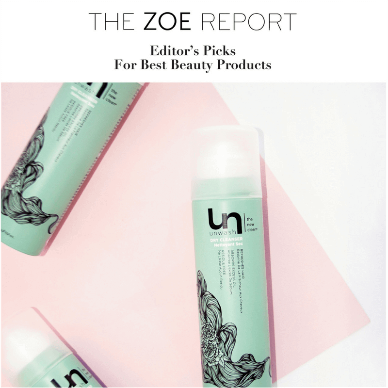 The Zoe Report: Editor's Picks for Best Beauty Products