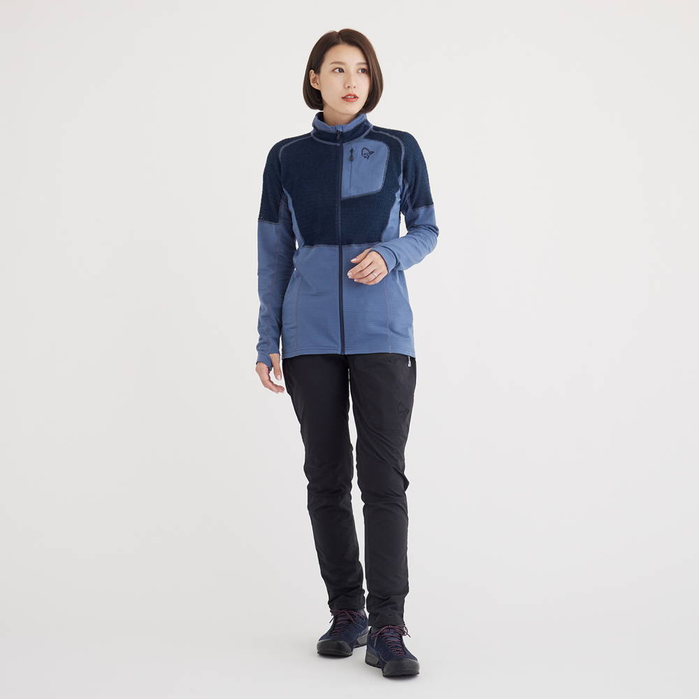 NORRONA(ノローナ)/リンゲン アルファ90 ジャケット/ネイビー/WOMENS