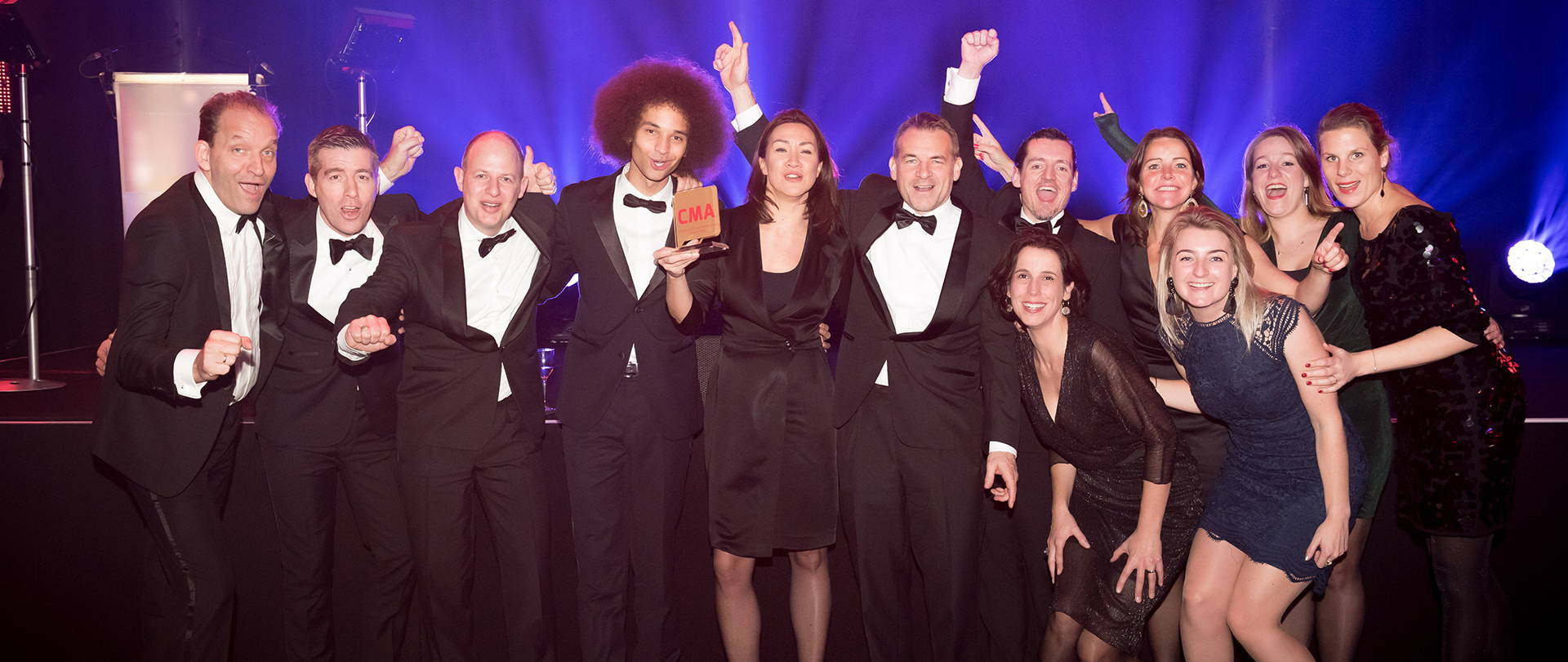 Award Winners, 2018