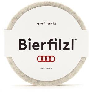 Audi Branded Coaster